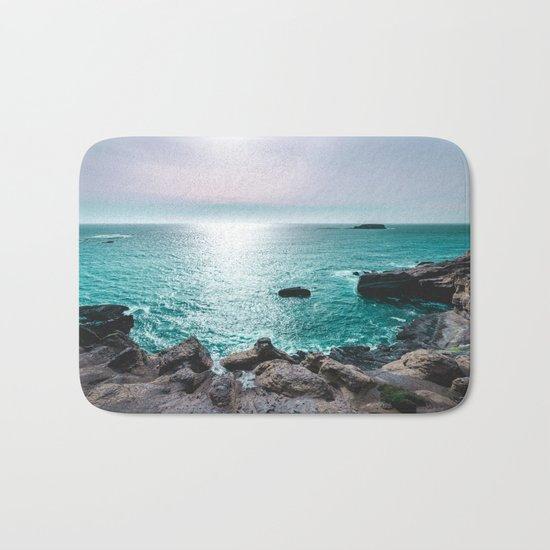 Turquoise Cove Bath Mat