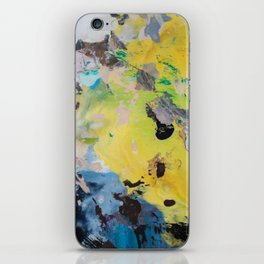The Artist's Remains #1 iPhone Skin