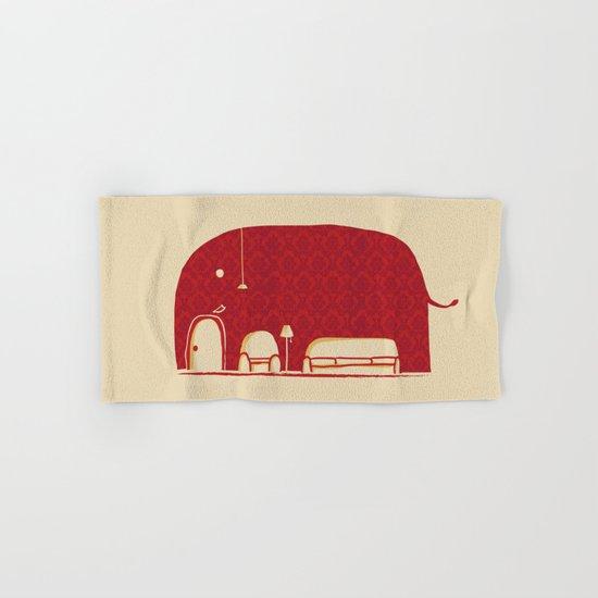 Elephanticus Roomious Hand & Bath Towel