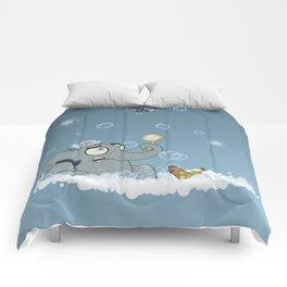 Bath Comforters