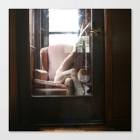 wine Canvas Prints featuring Wine by Taylor Moore