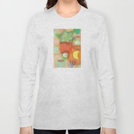 Various Things lit by the Moon Long Sleeve T-shirt