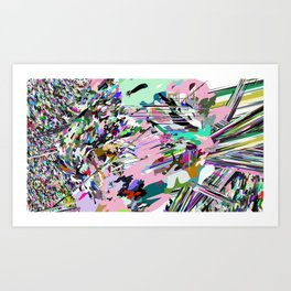 Signature Artwork pt 02 Art Print