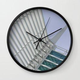 C A L A T R A V A | architect | Milwaukee Wall Clock