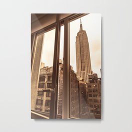 Million Dollar View Metal Print