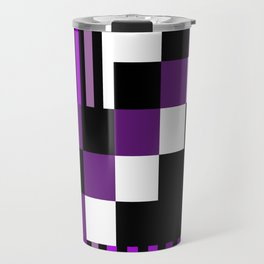 Playing with Colors | Shapes Travel Mug