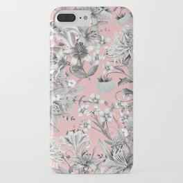 FLORAL GARDEN 7 iPhone Case