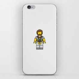 The Hangover Lego Man iPhone Skin