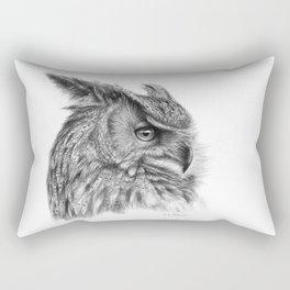 Eagle Owl G085 Rectangular Pillow