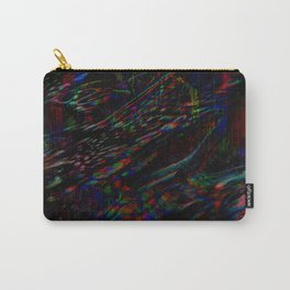 Laced Carry-All Pouch