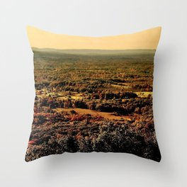 New Paltz, NY Throw Pillow