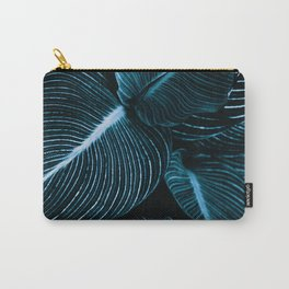 Unbridled - teal Carry-All Pouch