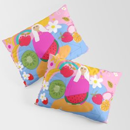 FRUITS AND SPRING Pillow Sham