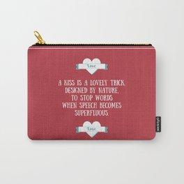 Saint Valentine's dedication Carry-All Pouch