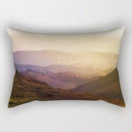 Breathe Rectangular Pillow