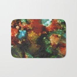 Geode III, Malachite Bath Mat