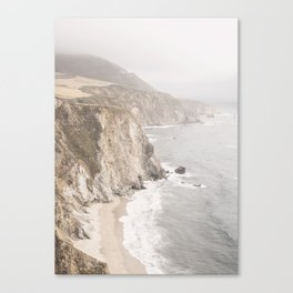 Big Sur California Canvas Print