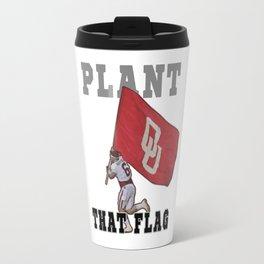 Plant That Flag Travel Mug