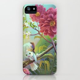 April Grace iPhone Case
