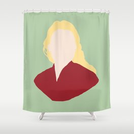 Princess Buttercup Shower Curtain