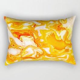 Marbled VIII Rectangular Pillow