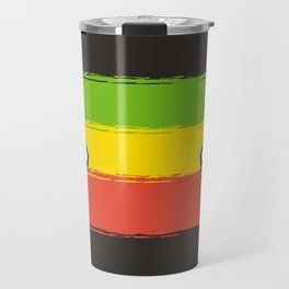 Rasta Lions (The Kingdom) Travel Mug