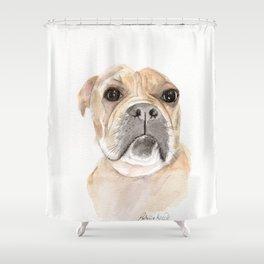 """""""Josie"""" Shower Curtain"""