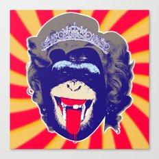 Queen Kong Canvas Print