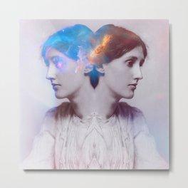 Nebulosa Woolf Metal Print