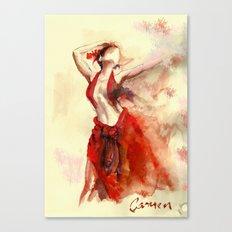 Carmen Canvas Print