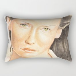 Kate Austen - LOST Rectangular Pillow