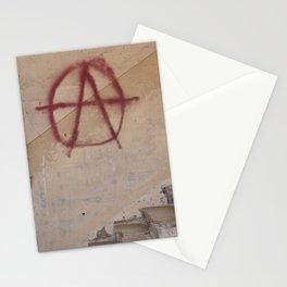 Abandoned house 1 Stationery Cards