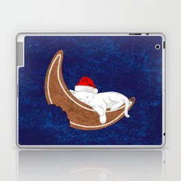 Gingerbread Kitty Laptop & iPad Skin