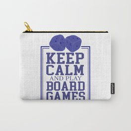 Pen & Paper Board Games Game Night RPG Gift Carry-All Pouch