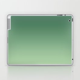 Green Ombre Laptop & iPad Skin