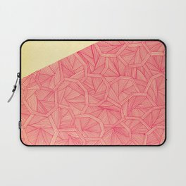 - summer : the monolith is pink - Laptop Sleeve