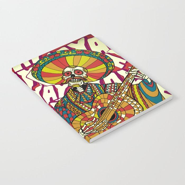 Mariachi Notebook