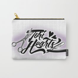 Tori hearts hair Carry-All Pouch