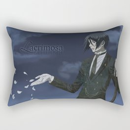 Kuroshitsuji  Black Butler Rectangular Pillow