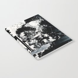 Landschaft Notebook