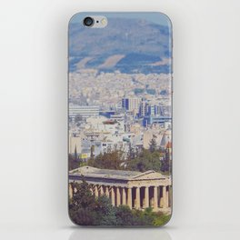 Ancient Cityscape iPhone Skin