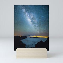 La Palma Milky Way Mini Art Print