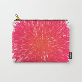 Mandala Flower || Rose Carry-All Pouch