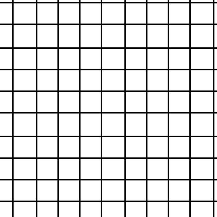 Grid (Black/White) Leggings