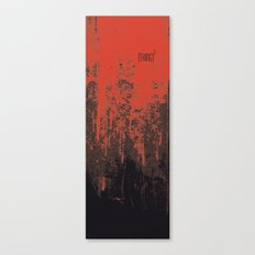 Things Canvas Print