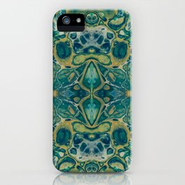 Fragmented 30 iPhone Case