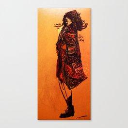 darling dear  Canvas Print