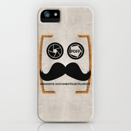 PDFF iPhone Case
