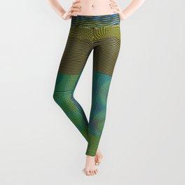 weaving fabric 04 Leggings