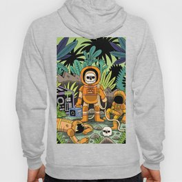 Lost contact Hoody